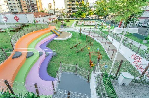 Dias de Sousa entrega nova praça à população de Fortaleza neste sábado