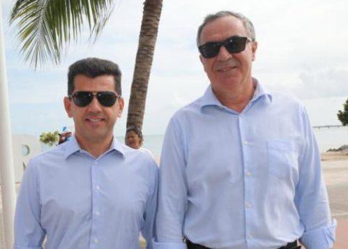 Erick Vasconcelos fala sobre gestão, turismo e esporte durante Live com o executivo Luís Eduardo Menezes