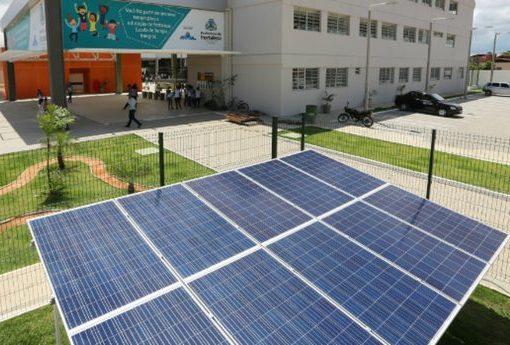 Fortaleza é a terceira cidade em geração de energia solar fotovoltaica no Brasil