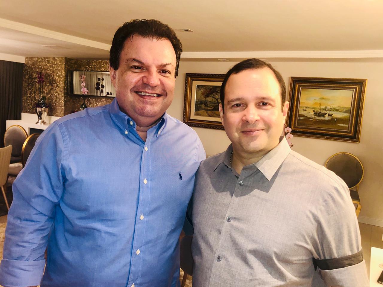 Fernando Ferrer poderá ser candidato a prefeito de Fortaleza pelo MDB