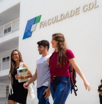 Faculdade CDL oferece 11 cursos de extensão online durante o mês de agosto