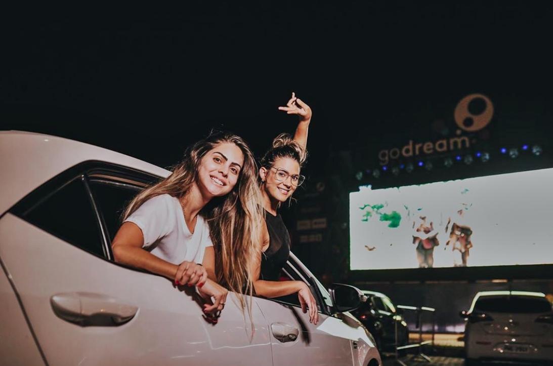 Confira os destaque da quinta semana do Go Dream Fortaleza Drive In