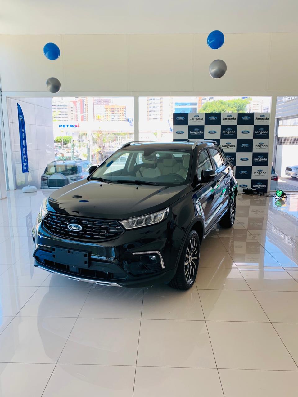 Pré-venda do Ford Territory esgota em duas semanas