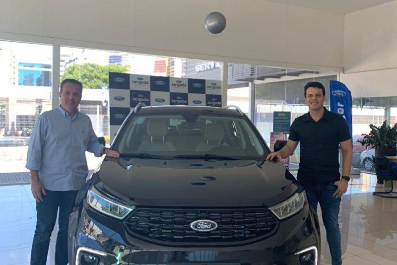 Jangada Ford inicia pré-venda do Territory com ótimas expectativas de vendas