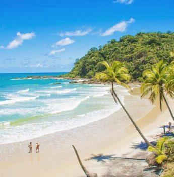 Turismo em Itacaré começa a ser retomado a partir desta sexta-feira (14)