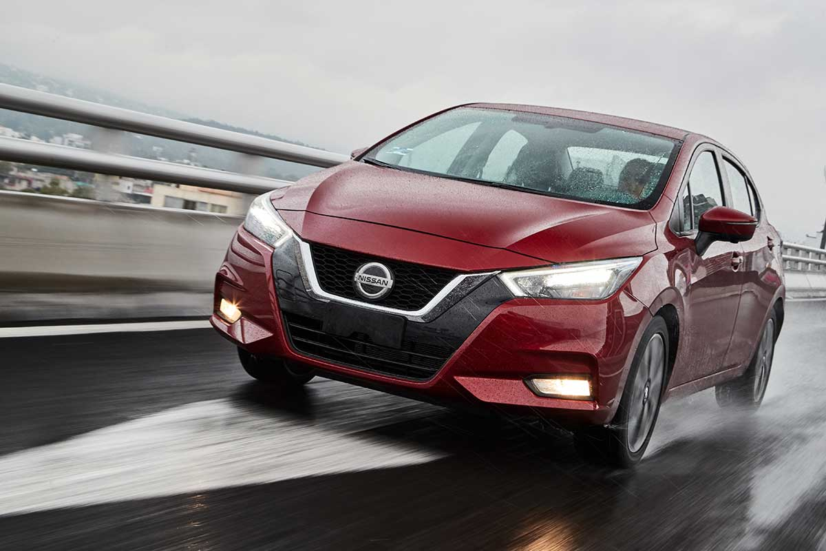 Nissan Versa V-Drive chega em setembro na Jangada Nissan