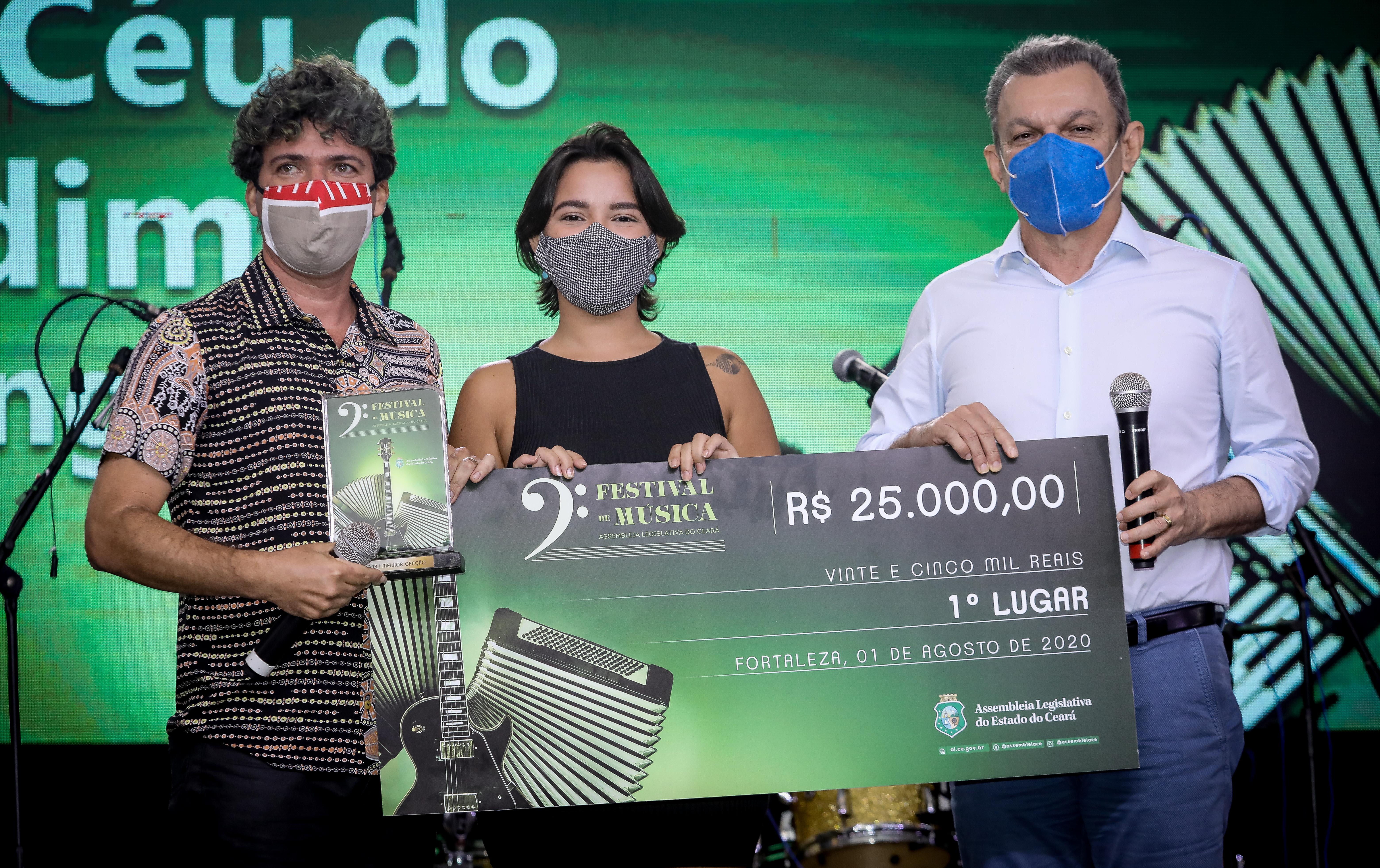II Festival de Música da Casa incentiva a cultura e a arte de nosso Estado
