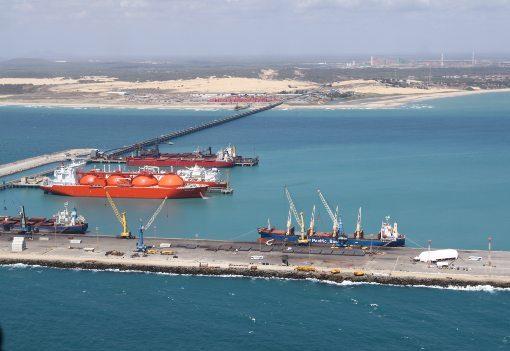 Exportação de produtos cearenses para a China registram alta de 516,6% até julho