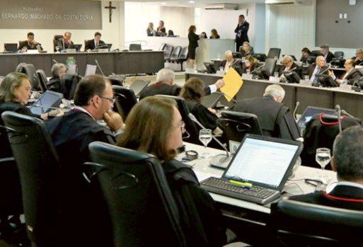 TJCE divulga a lista de sete juízes que concorrerão à vaga de desembargador