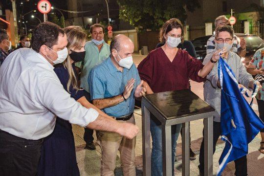 Roberto Cláudio entrega a requalificação do Polo Gastronômico da Varjota
