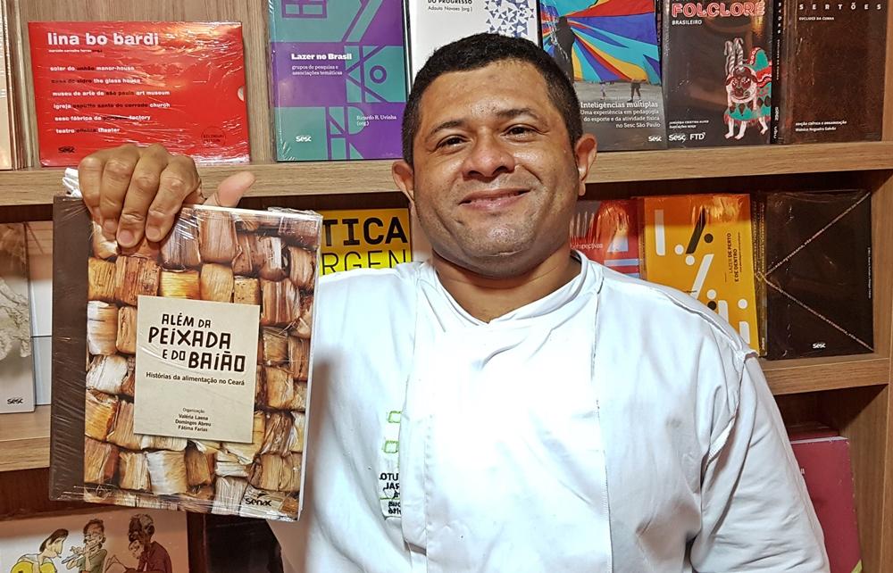 "Senac divulga o ganhador do concurso ""A Comida Cearense que Virá"""