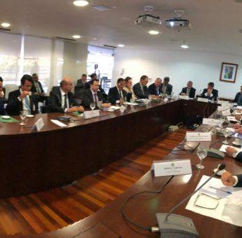 Empresários cearenses recebem garantias de ministros que obras de infraestrutura e segurança hídrica serão aceleradas