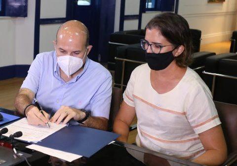 Roberto Cláudio dá o start ao Projeto Beira Rio, com investimento de R$ 7,8 mi