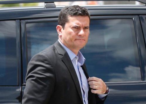 Sérgio Moro fala de combate à corrupção com seleto grupo de empresários do CE