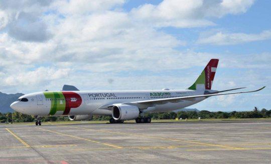 TAP retoma operações para Fortaleza, Recife e Belo Horizonte este mês