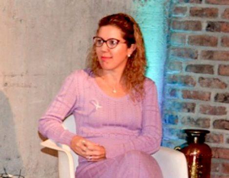 Ticiana Rolim realiza apresentação sobre sucesso de empresas familiares no Ceará