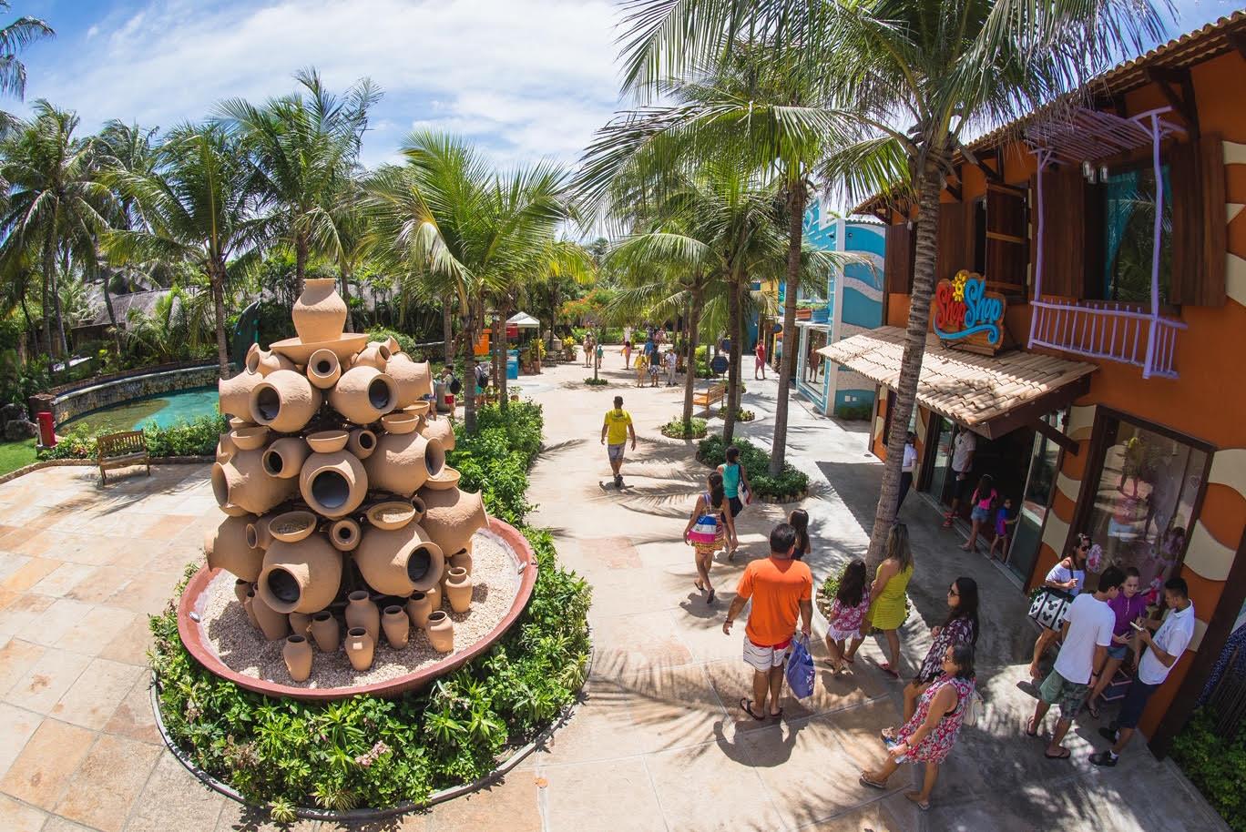 Vila Azul do Mar se prepara para retomar o funcionamento neste fim de semana