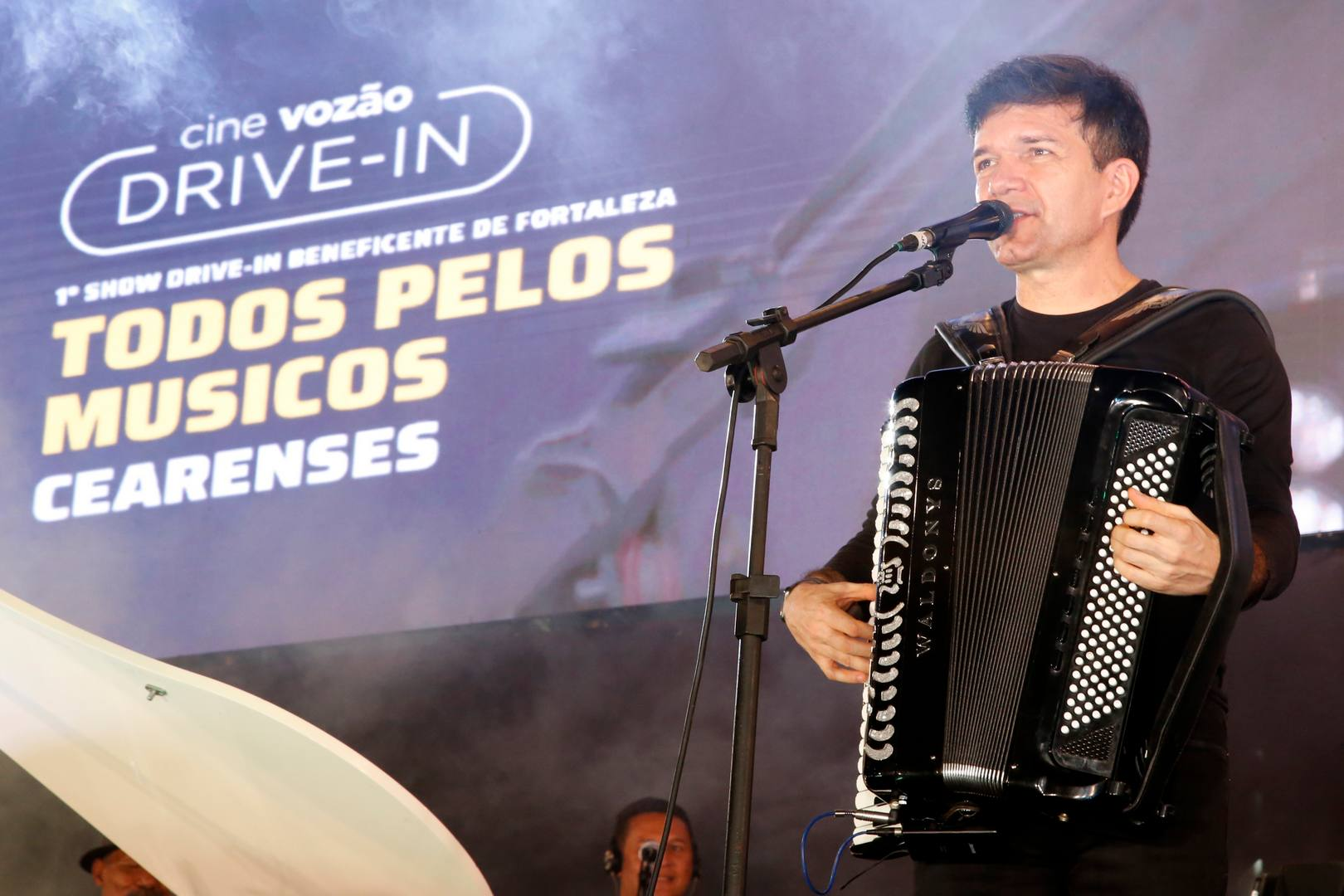 """Show """"Todos Pelos Músicos"""" movimenta o Iguatemi Fortaleza em prol da classe artística cearense"""