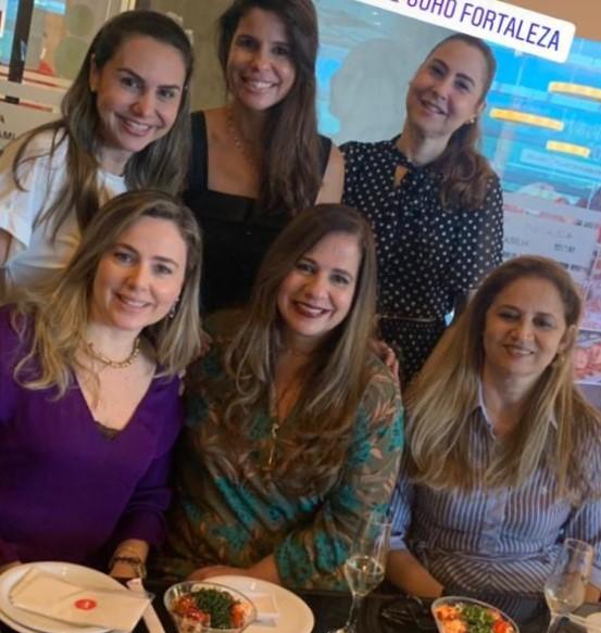 Soho Fortaleza é escolhido para almocinho entre amigas nesta sexta-feira