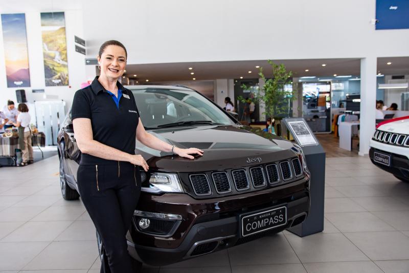 Jeep Compass alcança maior participação desde que foi lançado