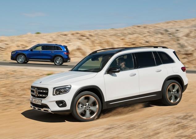 Newsedan Mercedes-Benz inicia pré-venda do seu SUV de luxo, o GLB 2021