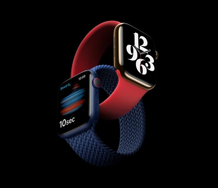 Apple Watch Serie 6 chega ao mercado com uma nova funcionalidade. Vem saber!