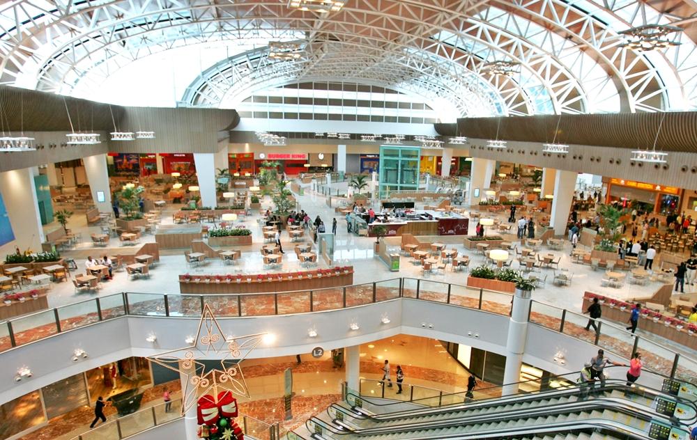 Confira o horário de funcionamento dos shoppings RioMar no próximo feriado