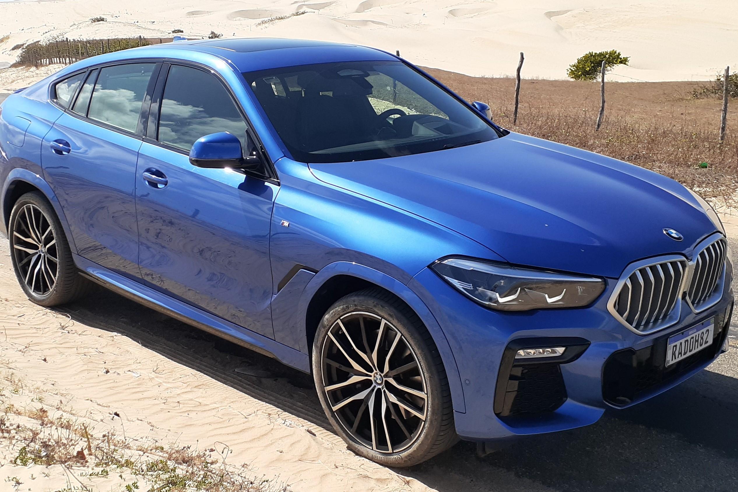 Novo BMW X6 : bem-vindo ao surreal!