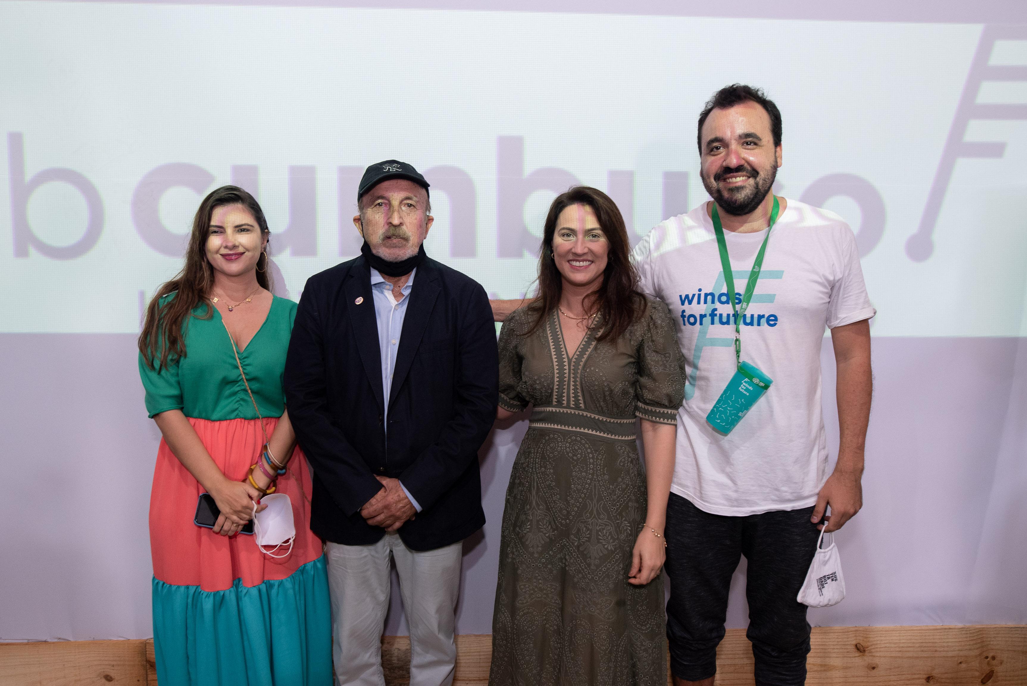 Adelina Feitosa, Paulo Guerra, Erika Amorim E Igor Ary Juacaba (1)