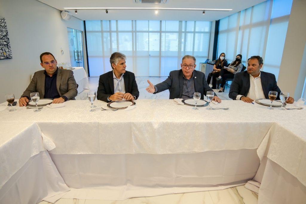 Alan Vieira, Alfredo Santos, Ricardo Cavalcante E Patriolino Dias