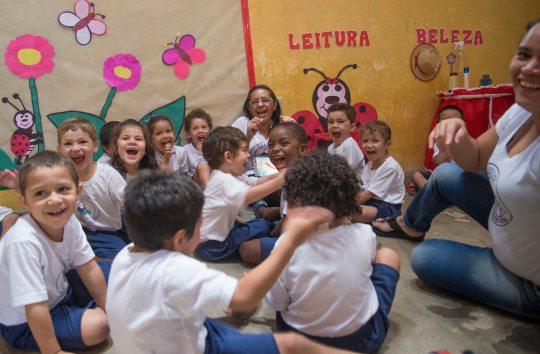 Ceará é destaque nacional no Ideb e 98,9% das escolas públicas atingem a meta de desempenho proposta pelo ME