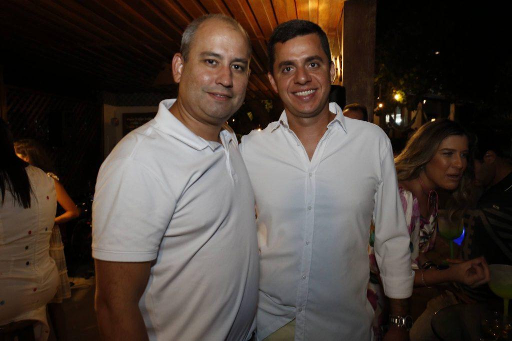 Andre Linheiro E Alberto Aguiar