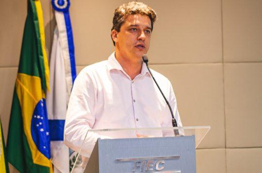 André Siqueira debaterá a reforma tributária na perspectiva da agroindústria