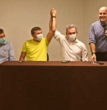 "José Sarto e Élcio Batista formam ""Tropa de Elite"" com vereadores de seus partidos"
