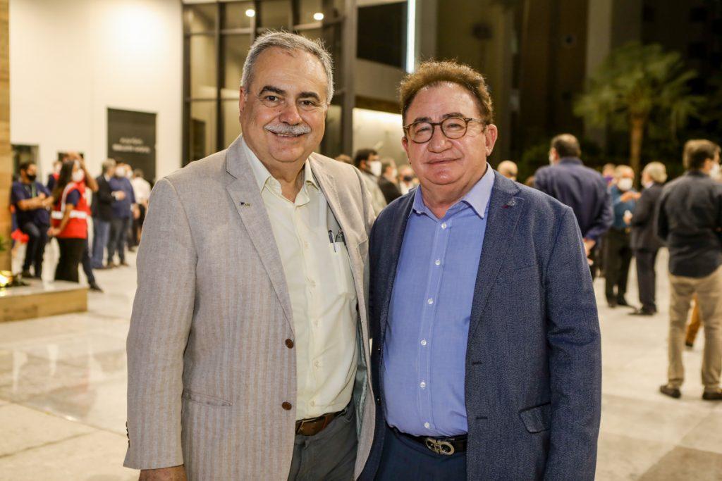 Assis Cavalcante E Manoel Linhares