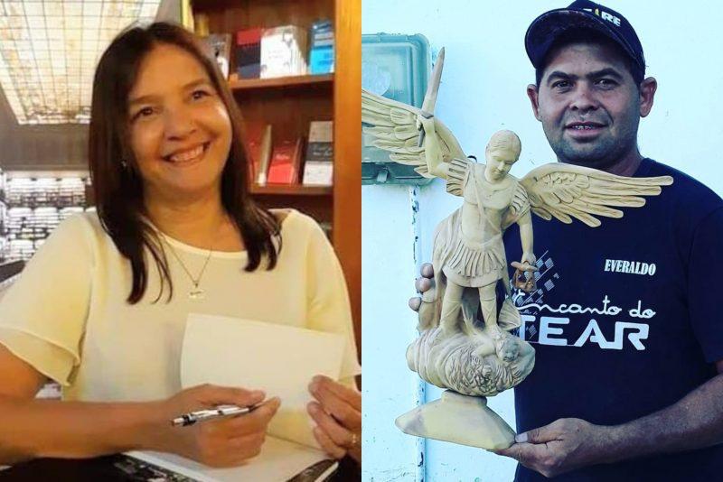 Projeto editorial - Novo livro do projeto Sobregentes contará a historia de dois artistas cearenses