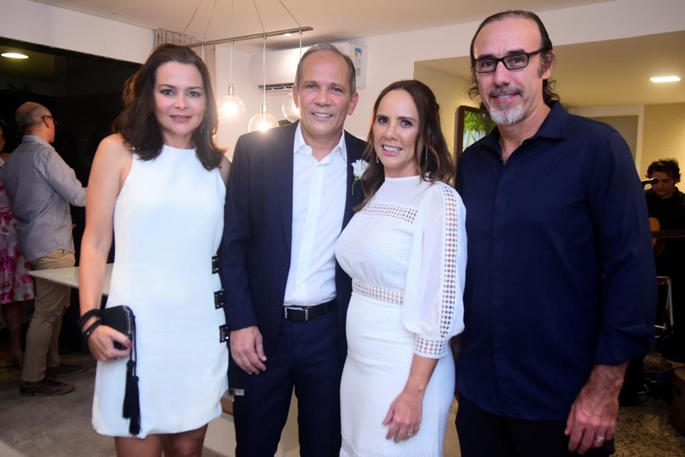 Camilla Soares, Henrique Augusto, Riva Lima E Jorge Soares