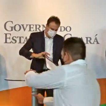 Camilo anuncia investimento privado de US$ 400 milhões para a Mina de Itataia
