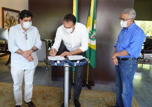 Camilo quer elevar para R$ 525 milhões repasses do ICMS à saúde nos municípios