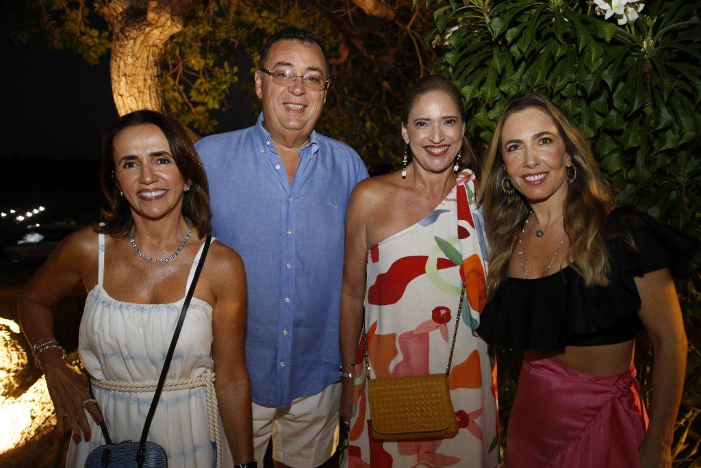 Carla Diogenes, Aristenio E Ana Claudia Canamary E Cristina Pinto Rola