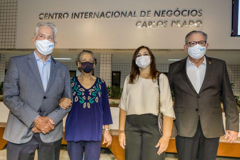 Carlos E Rosarita Prado, Rosangela E Ricardo Cavalcante