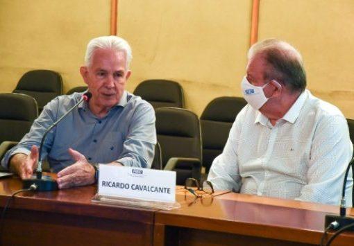 Novo prédio do CIN, no condomínio da FIEC, receberá o nome de Carlos Prado