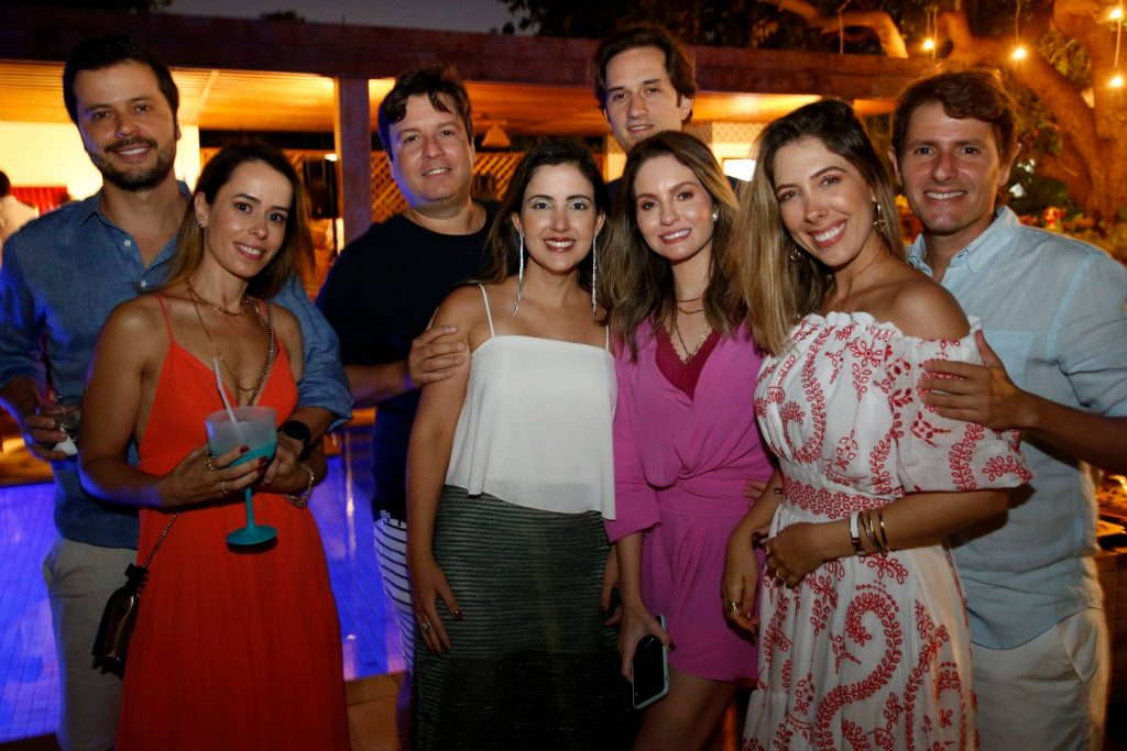 Cassio Pena, Mariana Peixoto, Ciro E Joana Moreira, Daniel E Denise Pio, Daniela Ponte E Alex Villa