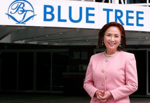 Chieko Aoki traz de volta o charme da Blue Tree Hotels para a capital cearense