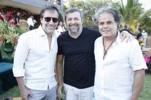 Chiquinho Marinho, Elcio Batista E Ivan Bezerra