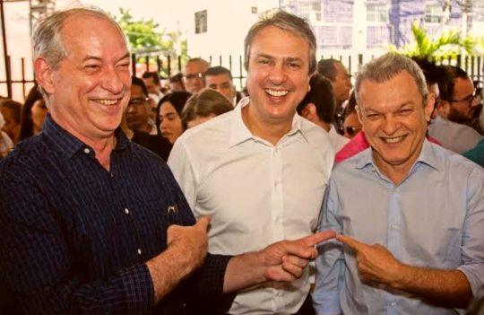 Camilo nega que poderá deixar o PT por causa da campanha das Eleições 2020