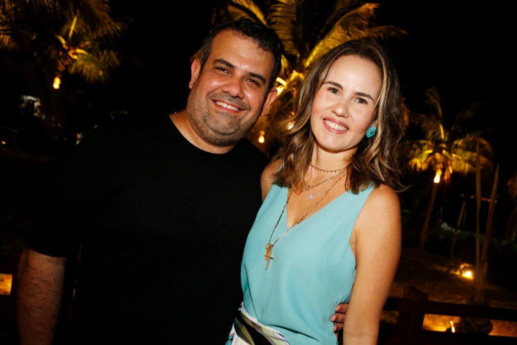 Claudio Henrique E Ediane Camara