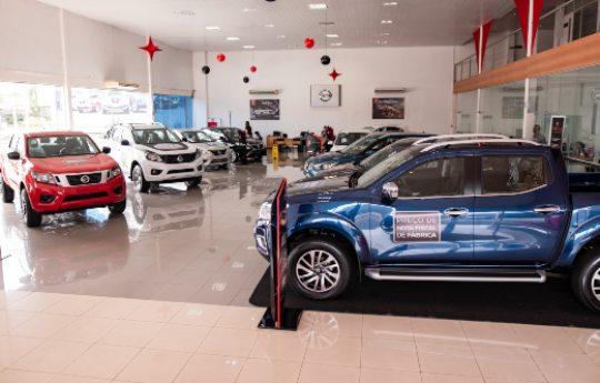 Vendas de veículos têm crescimento de 7,35% afirma relatório da Fenabrave