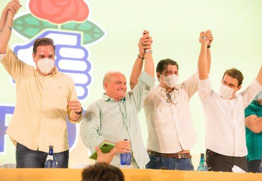 PDT de Aquiraz confirma Edson Sá e Igor Pinho para concorrer nas Eleições 2020