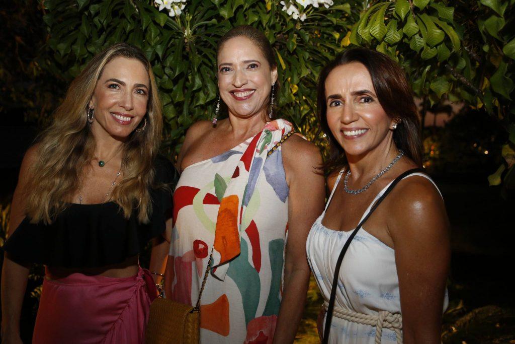 Cristina Pinto Rola, Ana Claudia Canamary E Carla Diogenes